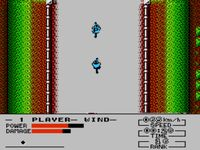 une photo d'écran de Cycle Race - Road Man sur Nintendo Nes
